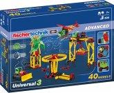 Fischertechnik ADVANCED 511931 - Universal 3, Konstruktionsbaukasten