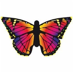 Invento 100302 - Butterfly Kite, ruby
