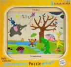 Kikaninchen Jahreszeitenpuzzle (Kinderpuzzle)