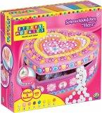 Invento 620104 - Sticky Mosaics - Schmuckkästchen Herz