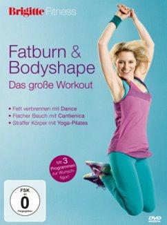 Brigitte Fitness - Fatburn & Bodyshape: Das gro...
