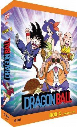 Dragonball Box 1 5 Discs Auf Dvd Portofrei Bei Bücher De