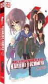 Das Verschwinden der Haruhi Suzumiya - Der Film (2 Discs)