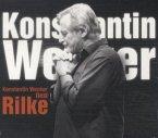Wecker liest Rilke, 1 Audio-CD