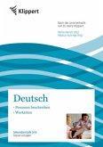 Deutsch - Personen beschreiben / Wortarten