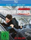 Mission: Impossible - Phantom Protokoll (+ DVD, inkl. Digital Copy)