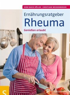 Ernährungsratgeber Rheuma - Müller, Sven-David;Weißenberger, Christiane