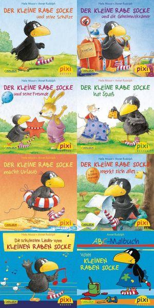 Der Kleine Rabe Socke Serie