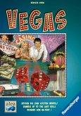 Ravensburger 26938 - Alea, Las Vegas, Kartenspiel, Strategiespiel, Familienspiel