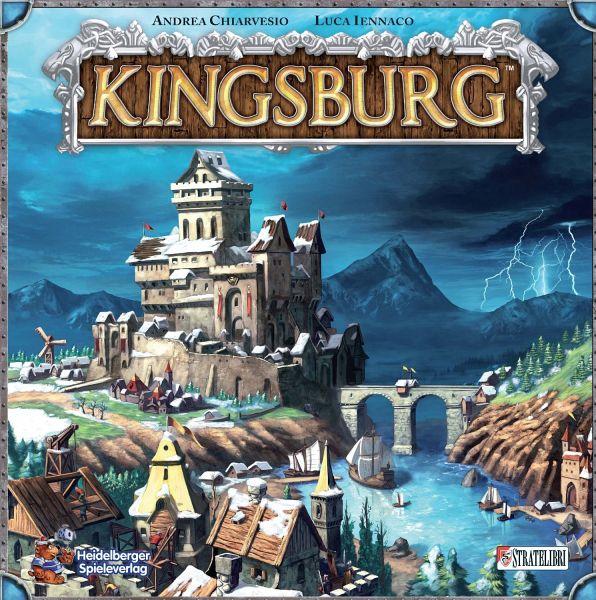 Heidelberger Spielverlag - Kingsburg Neuauflage