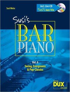 Susi´s Bar Piano 6. Besetzung: Klavier zu 2 Händen + CD