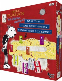 University Games Gregs Tagebuch - Brettspiel