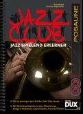 Jazz Club, Posaune, m. 2 Audio-CDs