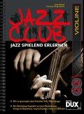 Jazz Club, Violine, m. 2 Audio-CDs