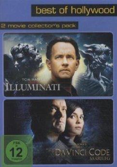 Illuminati, The Da Vinci Code - Sakrileg Collector's Box