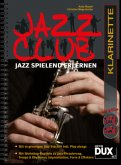 Jazz Club, Klarinette, m. 2 Audio-CDs