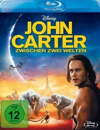 John Carter Zwischen Den Welten