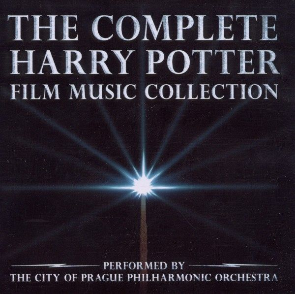 Complete harry potter collection cd for Sejour complet harry potter