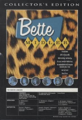 Bette Midler Collection (Collector's Edition, 7 Discs)