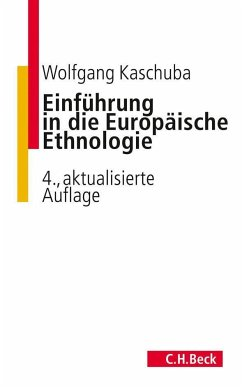 Einführung in die Europäische Ethnologie - Kaschuba, Wolfgang