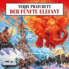 Der fünfte Elefant / Scheibenwelt Bd.24 (MP3-Download) - Pratchett, Terry