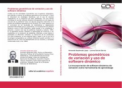 Problemas geométricos de variación y uso de software dinámico