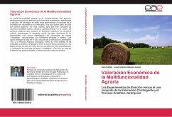Valoración Económica de la Multifuncionalidad Agraria