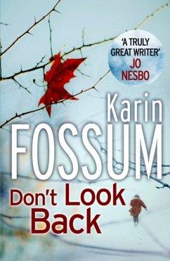 Don't Look Back - Fossum, Karin