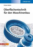 Oberflächentechnik für den Maschinenbau