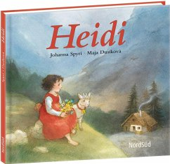 Heidi - Spyri, Johanna; Dusíková, Maja
