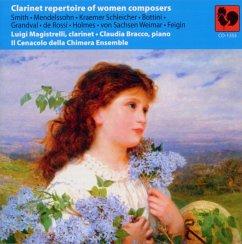 Musik Für Klarinette Von Komponistinnen