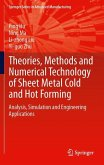 Theories, Methods and Numerical Technology of Sheet Metal Cold and Hot Forming