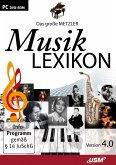 Das große Metzler Musiklexikon 4.0 (PC)