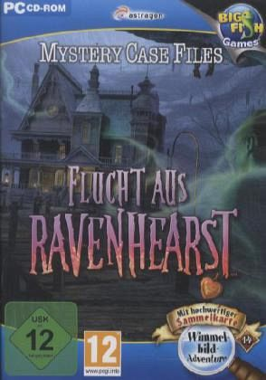 Mystery Case Files: Flucht aus Ravenhearst (PC)