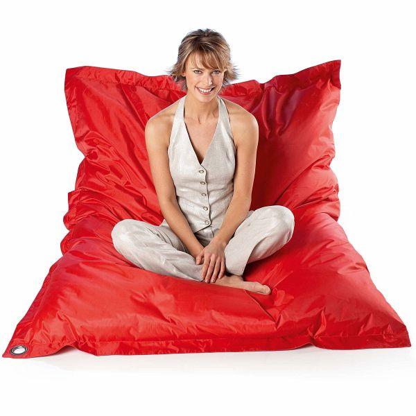 riesen sitzkissen rot. Black Bedroom Furniture Sets. Home Design Ideas