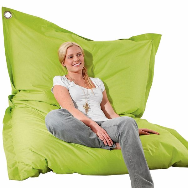 miavilla riesen sitzkissen grau. Black Bedroom Furniture Sets. Home Design Ideas