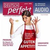 Deutsch lernen Audio - Kochen Sie gerne? (MP3-Download)