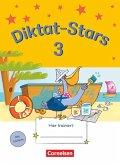Diktat-Stars 3. Schuljahr. Übungsheft