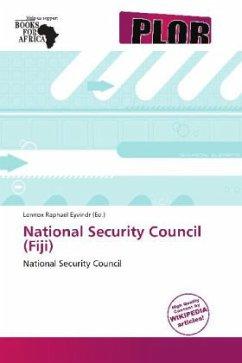 National Security Council (Fiji)