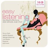 easy listening - Relaxed Exotica And Space-Age-Pop