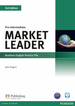 Market Leader. Pre-Intermediate Practice File (with Audio CD) - Cotton, David