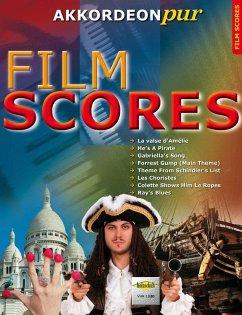 Film Scores für Akkordeon