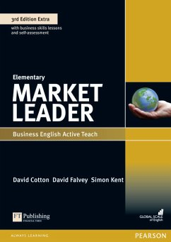 Market Leader 3rd Edition Elementary Active Teach, CD-ROM