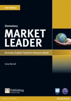 Market Leader. Elementary Teacher's Resource Book (with Test Master CD-ROM) - Cotton, David