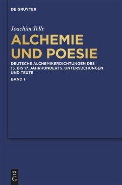 Alchemie und Poesie - Telle, Joachim