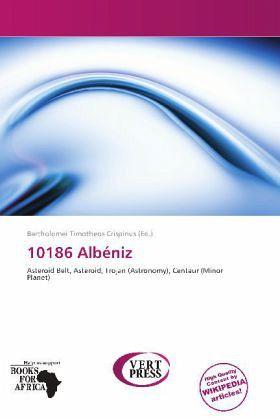 10186 Albéniz