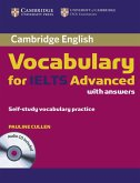 Cambridge Vocabulary for IELTS Advanced. Edition with answers and Audio-CD