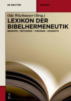 Lexikon der Bibelhermeneutik