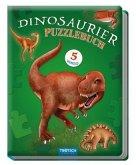 Puzzlebuch Dinosaurier