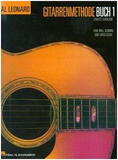 Hal Leonard Gitarrenmethode, m. Audio-CD